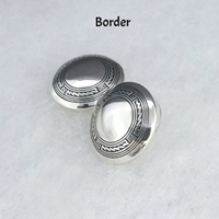 Sterling Silver Mimbres Post/Stud Earrings-wholesale