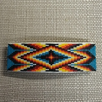 Barrette, Large #587X-A