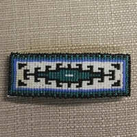 Barrette, Large #587X-B