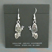 Earrings-Butterfly