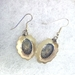 Concha Earrings - ER310W