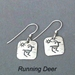 Earrings, small-4 designs - ERR70
