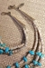 Turquoise & Oyster Shell Necklace - NL17A