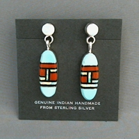 Earrings #657