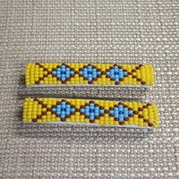 Barrette Set, Small #585-D