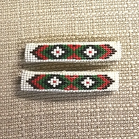 Barrette Set, Small #585X-2