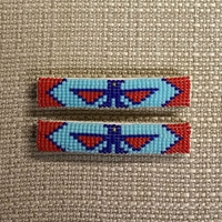 Barrette Set, Small #585X-4
